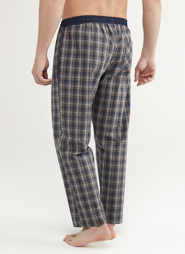 Penti Erkek Çok Renkli Sky Check Pijama altı PHAEJ60X21IY Renkli